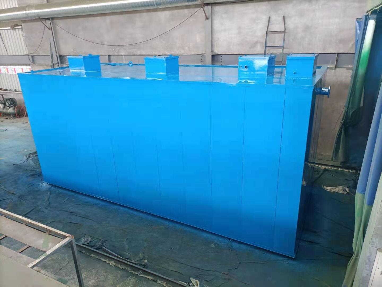 一體化生活污水處理設備的安裝流程 <br> 全新  價格:28888 <br> <img src=http://k.kqzp.net/img/up/img/60666b9e5a15b.jpg width=150 >